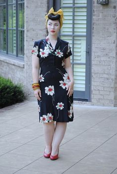 sewonmyown: Vintage style from Emma at The...