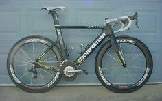 Boardman AiR/TT 9.8 tri bike