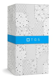 TAS Packaging Design and Identity by Bruce Mau Design Bruce Mau, Beauty Packaging, Brand Packaging, Luxury Packaging, Packaging Ideas, Packaging Design Inspiration, Graphic Design Inspiration, Motifs Textiles, Print Layout