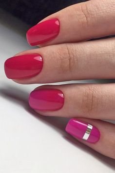 Special Summer Nail Designs for Exceptional Look ★ See more: http://glaminati.com/summer-nail-designs-try-july/