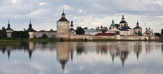 Monasterio de San Cirilo-Belozersky, Kirillov (Rusia) s.XIV