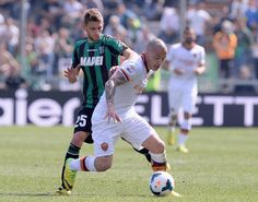 US Sassuolo Calcio v AS Roma - Serie A - Pictures - Zimbio