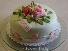 Spring Cake — Birthday Cake Photos
