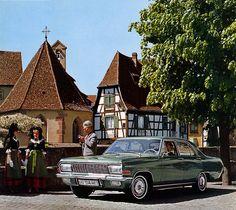 1966 Opel Admiral