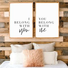 Great ideas of the decoration room with these modern farmhouse pictures Contemporary Home Decor, Modern Wall, Modern Bedroom, Modern Decor, Bedroom Decor, Bedroom Ideas, Master Bedroom, Trendy Bedroom, Bedroom Inspo