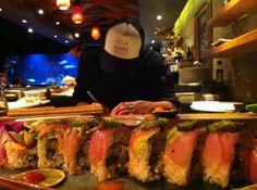 Zenbu Sushi La Jolla, Cardiff