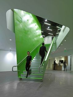 stairs | Howeler + Yoon Architecture: Space BSA