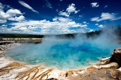 Le Parc National de Yellowstone – Wyoming