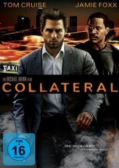 Collateral  2004 USA      Jetzt bei Amazon Kaufen Jetzt als Blu-ray oder DVD bei Amazon.de bestellen  IMDB Rating 7,6 (186.433)  Darsteller: Tom Cruise, Jamie Foxx, Jada Pinkett Smith, Mark Ruffalo, Peter Berg,  Genre: Crime, Drama, Thriller,  FSK: 16