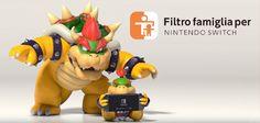 Filtro famiglia per Nintendo Switch – ecco l'applicazione per Android e iPhone
