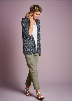Kapsáčové nohavice Ležérne a módne • 34.99 € • bonprix