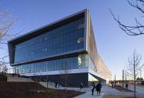 Bibliothek von Snohetta in den USA eröffnet / Intellektuelles und soziales Herz - Architektur und Architekten - News / Meldungen / Nachrichten - BauNetz.de