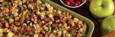Add a touch of sweetness to your stuffing with Jimmy Dean® Maple Pork Sausage and apples. Your holiday guests will surely love it!