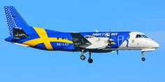 Awesome Saab 2017 - Sweden – SAAB 340 (SE-LEP) Nextjet Airlines - is the Largest Regional Airline ... Check more at http://24car.ml/my-desires/saab-2017-sweden-saab-340-se-lep-nextjet-airlines-is-the-largest-regional-airline/