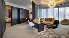 W Luxurious Suites in Doha | W Doha Hotel & Residences