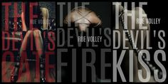 Book three, The Devil's Kiss, is coming this Fall. http://www.amazon.com/Devils-Gate-Trilogy-Book-ebook/dp/B00W0IJQT6/ref=asap_bc?ie=UTF8