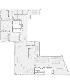 Loft à New York parDesaiChiaArchitecture