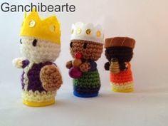 Ganchibearte: Un Belén Amigurumi Rápido y Fácil de hacer