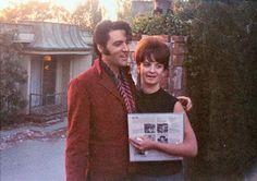 Elvis Hillcrest Drive November 1968