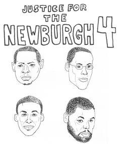 The Tragic Story of the Newburgh 4