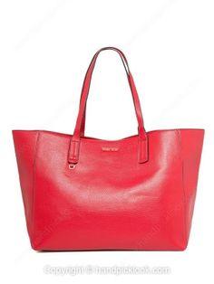 Red Magnet PU Leather Shoulder Bag -$20.09
