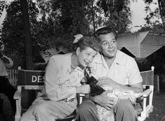 Lucille Ball And Desi Arnaz Hollywood Music, Hollywood Heroines, Old Hollywood, Hollywood Couples, Hollywood Stars, Hollywood Actresses, Desi Love, I Love Lucy, I Fall In Love