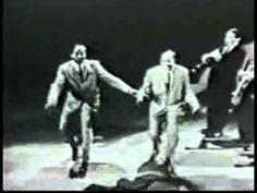 Танцы 30-х тектоник отдыхает...