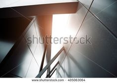 Wide angle abstract background view of steel light blue high rise commercial building skyscraper made of glass exterior. concept of successful industrial architecture and office center building Steel Stock, Industrial Architecture, Wide Angle, Abstract Backgrounds, Skyscraper, Photo Editing, Light Blue, Royalty Free Stock Photos, Commercial