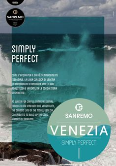 Sanremo Venezia catalogue cover