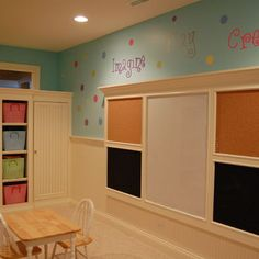 Girl Playroom Design, Pictures, Remodel, Decor and Ideas - page 8