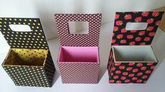 PORTA CARREGADOR Olha bem prático esse porta carregador. Produzido por Kau & Malu em cartonagem com tecido 100% algodão - Tamanho: 20x10 E.mail: kauemalu@hotmail.com Site: http://www.kauemalu.com.br/