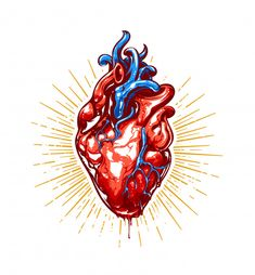 Find Anatomical Heart Beams Vector Art stock images in HD and millions of other royalty-free stock photos, illustrations and vectors in the Shutterstock collection. Abstract Illustration, Heart Illustration, Landscape Illustration, Arte Com Grey's Anatomy, Medical Wallpaper, Human Anatomy Art, Heart Artwork, Heart Anatomy, Desenho Tattoo