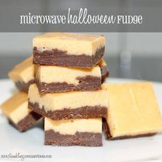 Dark Chocolate, Milk Chocolate, and White Chocolate Fudge - microwave