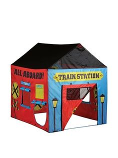 33% OFF Pacific Play Train Station Tent
