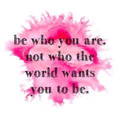 Be fearlessly authentic. www.facebook.com/inspireNewZealand
