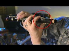 The A Key: Clarinet Instrument Repair - YouTube