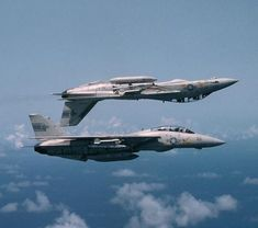 F-14 Tomcat do VF-1 Wolfpak - Mirror