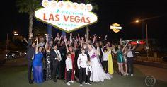 Fant360: por todos os ângulos, curta uma balada na 'Cidade do Pecado' Em Las Vegas, a diversão começa cedo, com uma festa na piscina, e não para até a noite, quando você vê o que acontece em uma despedida de solteiro.