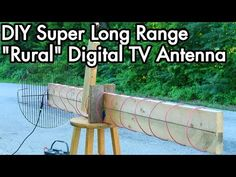 Best Outdoor Tv Antenna, Diy Tv Antenna, Wifi Antenna, Long Range Tv Antenna, Tv Without Cable, Free Tv And Movies, Free Tv Channels, Technology Hacks, Digital Tv