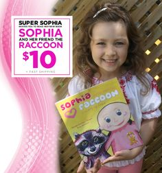 Sophia and her friend the raccoon- a story of Hope by babyunit on Etsy Bird Mobile, My Beautiful Daughter, Cancer Treatment, New Books, Little Girls, Reading, Friends, Etsy, Amigos