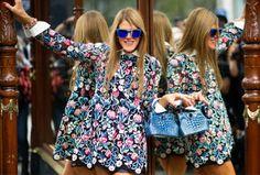 Paris Fashion Week Street Style: Shop the Looks!