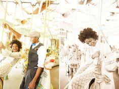 inspiration shoot on Green Wedding Shoes