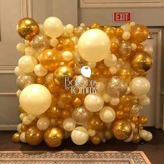 Balloons by Tommy Ballon Arch, Balloon Backdrop, Balloon Columns, Balloon Wall, Balloon Decorations, Wedding Decorations, Baby Shower Balloons, Baby Shower Parties, Pink Parties