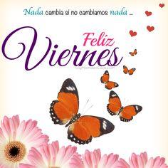 Buenos días #feliz #Viernes  www.soymamaencasa.com