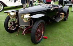 HISPANO-SUIZA TYPE ALFONSO XIII JAQUOT TORPEDO - PlanetCarsz Vintage Cars, Antique Cars, Rare Antique, Hispano Suiza, Bmw Autos, Go Car, Automobile, All Cars, Electric Cars