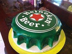 A Heineken Cap