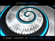 littleBIG History - a wonderful interactive timeline on the iPad that covers everything from the Big Bang Theory to current events