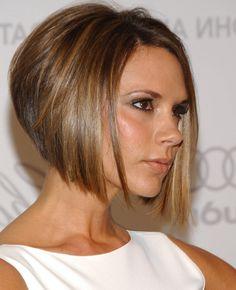Victoria Beckham Short Bob Hair | 2015 Short Hairstyles for Women