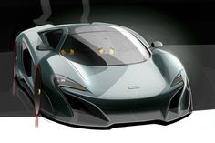 This mclaren looks very cool for me.