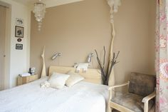 Piękna, jasna sypialnia - 10 wnętrz z polskich domów  - zdjęcie numer 10